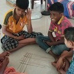 Maths Workshop at Sree Ramakrishna Ashram, Kayamkulam - Kerala