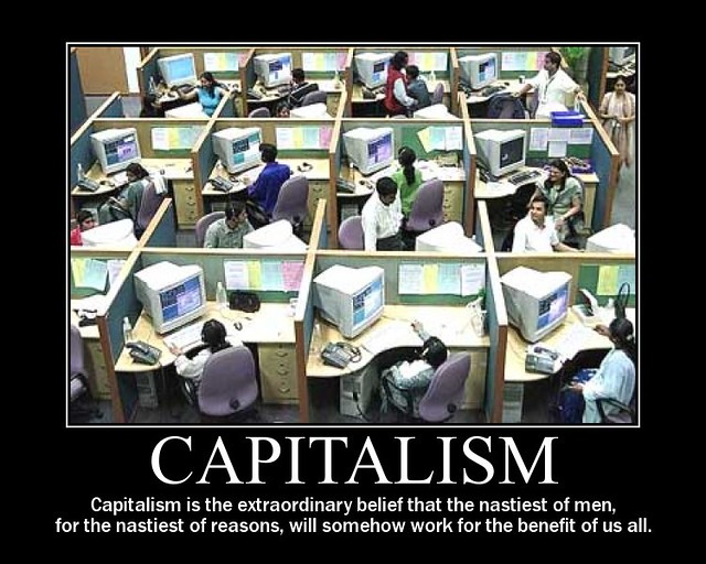 Capitalism | by rstrawser