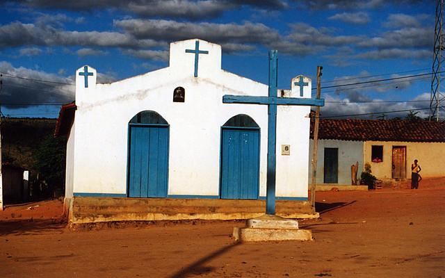 Igreja do sertão | Em algum lugar na chapada diamantina ...