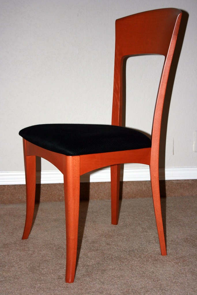 A Sibau dining room chair [17]