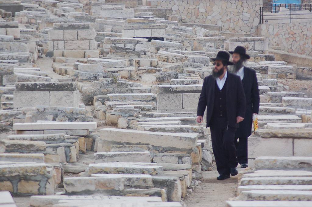 Report From Jerusalem >> Jewish Cemetery - Mount of Olives, Jerusalem | Jews have sou… | Flickr