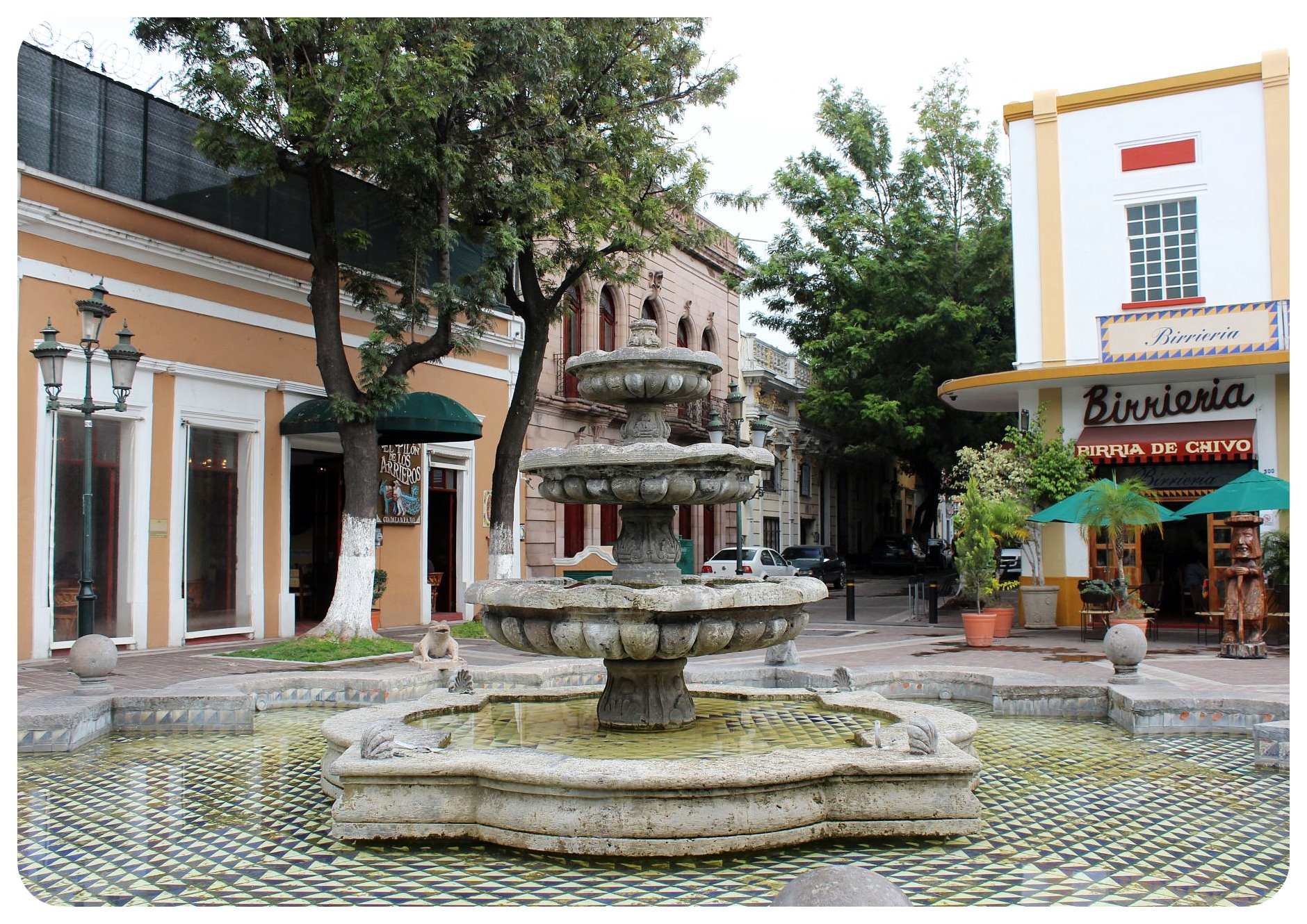 guadalajara fountain