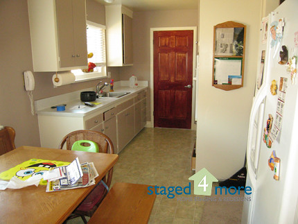 Staging A Kitchen For Sale