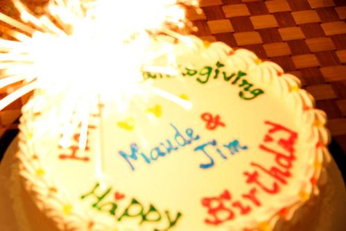 Thanksgiving Birthday Cake Ideas
