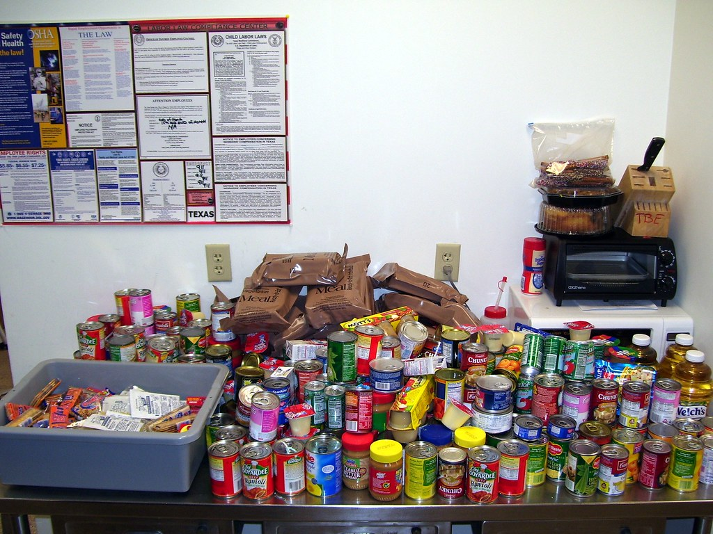 Food Pantry Guidelines