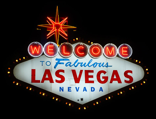 Welcome To Las Vegas Nevada Sign | by Douglas Carter Cole