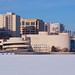 Monona Terrace and the Geometry of the Madison Skyline