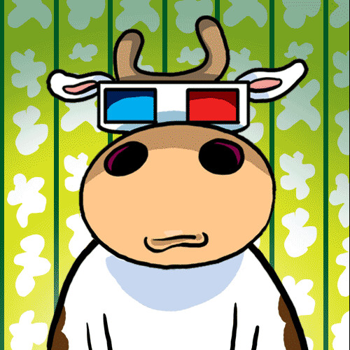 Cow And Chicken Glasses