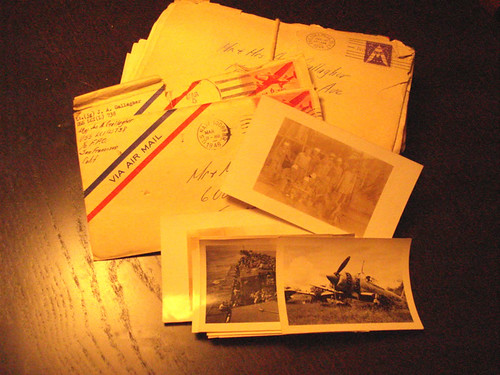 Letters from my grandfather to his parents | by cynthiacloskey