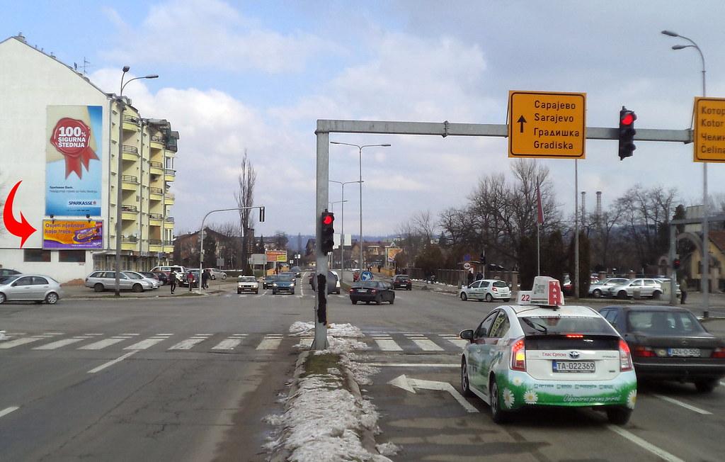 Rezultat slika za istočni tranzit bnja luka