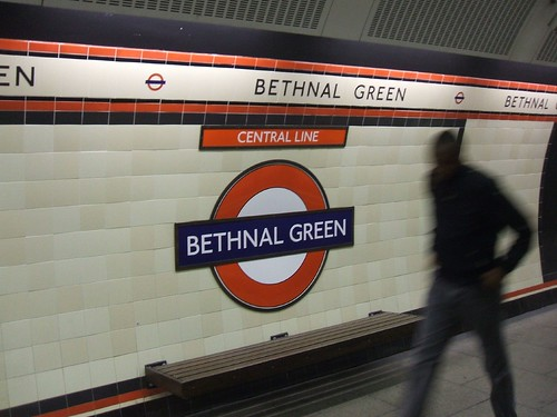 Bethnal Green (Central) | by Sparkyscrum