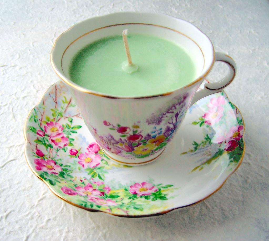 Set  Tasses A Cafe Avec Presentoir