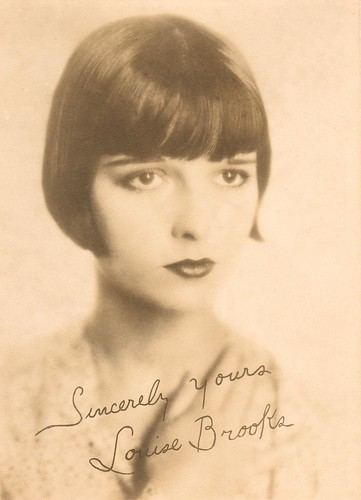 Louise Brooks c. 1927 | by sunnybrook100