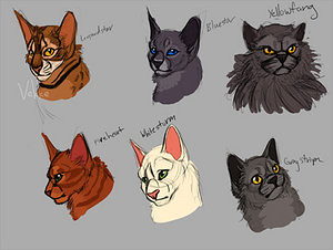 Flick Warrior Cats