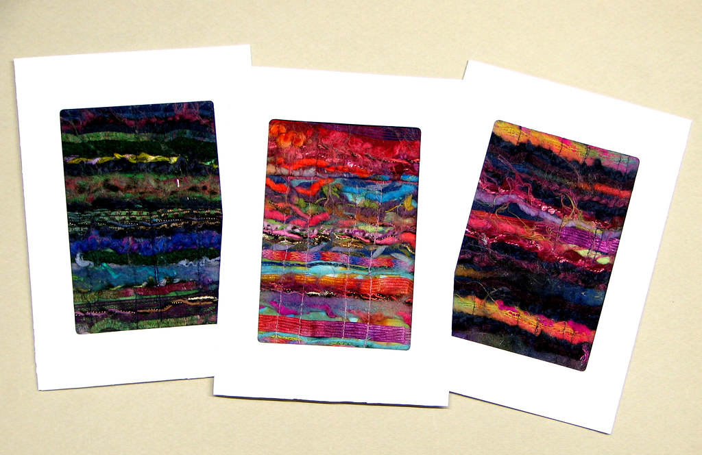 Blank greeting cards with fabric insert blank greeting ca flickr blank greeting cards with fabric insert by debora drower m4hsunfo
