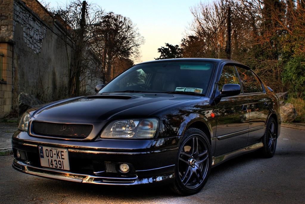 Subaru Legacy B4 9 Exposure Hdr Dave Goughs Car Andrew Poynton