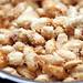 half-candied peanuts