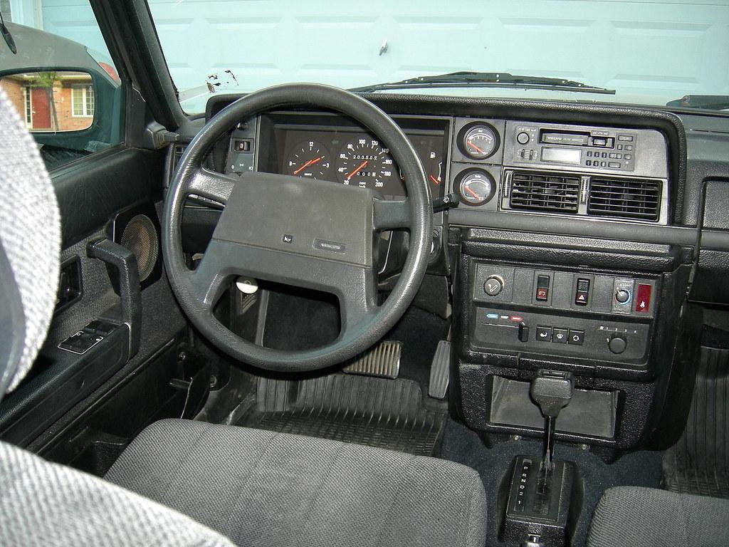 1990 240 Dl Interior 1990 240 Volvo Dl Stephen Flickr