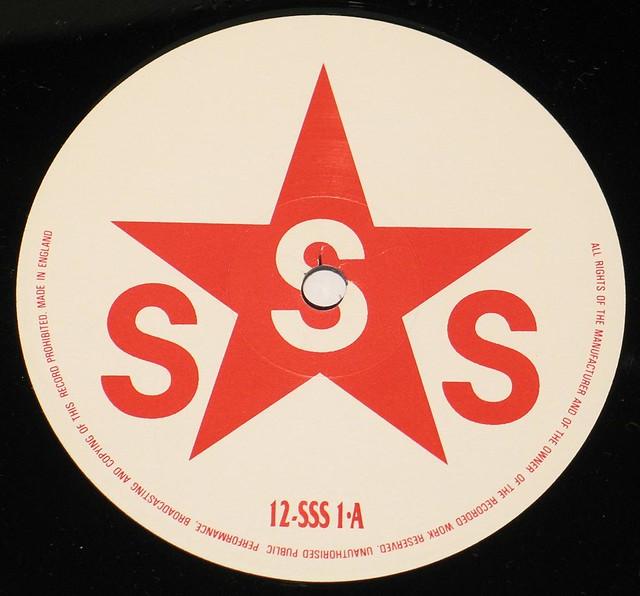 SSS SIGUE SIGUE SPUTNIK LOVE MISSILE / HACK ATTACK