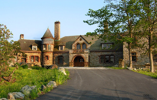 Remodelled Newport Rhode Island Mansion Once The House Of