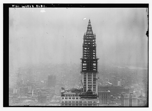 Woolworth Bldg.  (LOC) | by The Library of Congress
