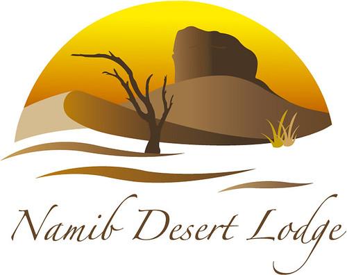 Namib Desert Lodge Logo   Drive South Africa   Flickr
