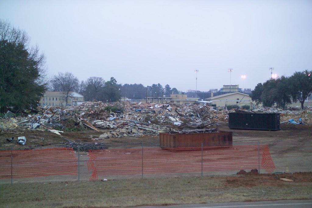 Pine Tree ISD Demolition | Tuesday, January 22, 2008. All ...