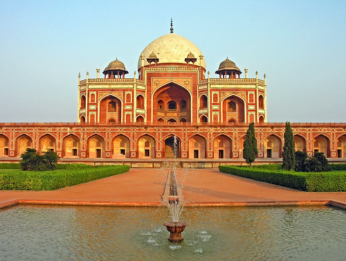 India-0155 - Humayun's Tomb | by archer10 (Dennis) 159M Views