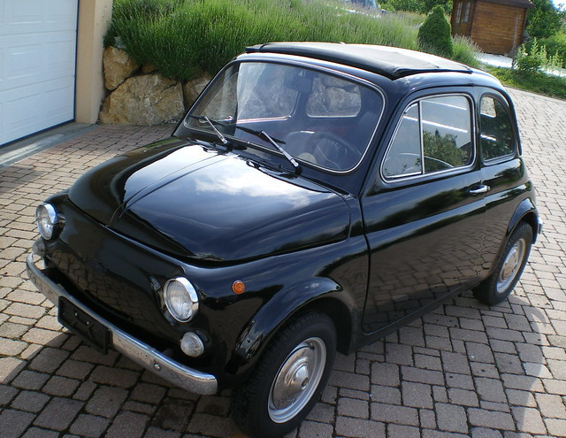fiat 500 oldtimer explore clearfrost 39 s photos on. Black Bedroom Furniture Sets. Home Design Ideas