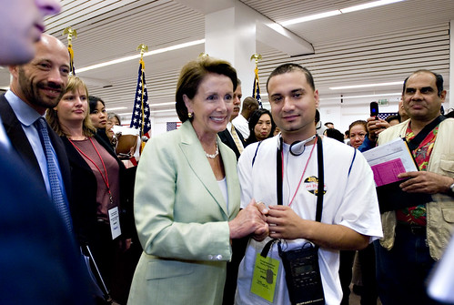 At the San Francisco Citizenship Workshop | by Leader Nancy Pelosi