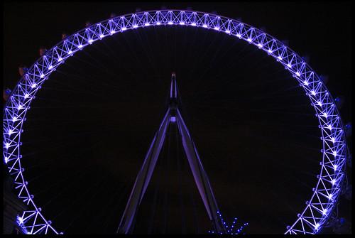The London Eye - night shoot | by AKinsey Foto
