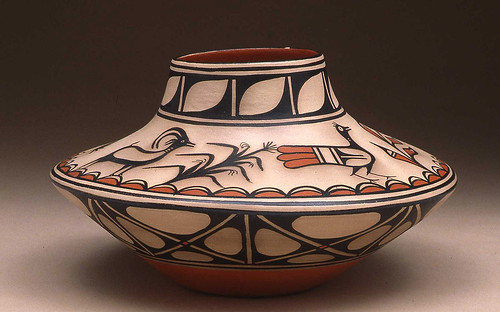 Sikyatki Shaped Bowl | by City of Albuquerque Public Art