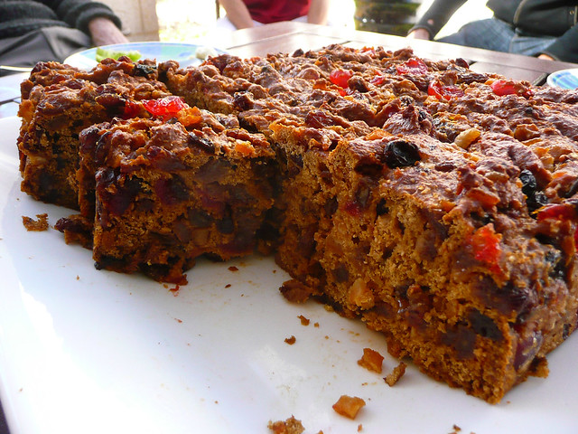 Diabetic Fruit Cake Dad S Early Birthday Lunch 7 9 2008