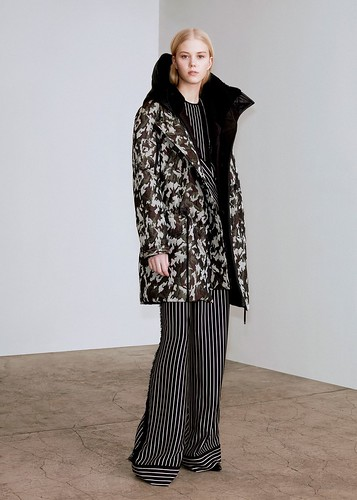 Yigal Azrouel Fall 2017 Ready-to-Wear