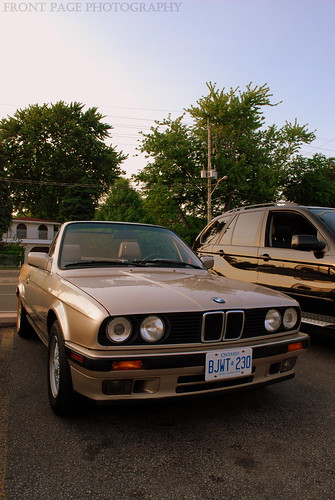 BMW E30 325 Cabriolet | by Front Page Photography / Hooks & Halligans
