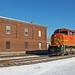 csx tower train