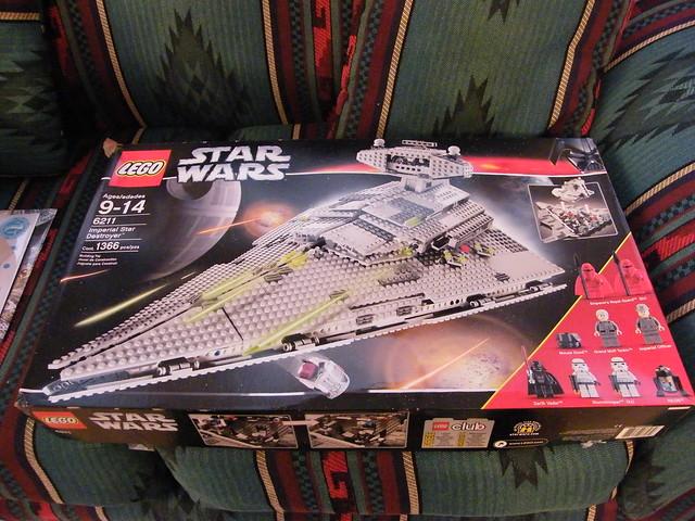 Lego Star Destroyer box   Flickr - Photo Sharing!