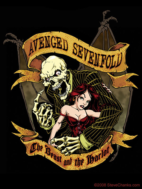 Beast And The Harlot