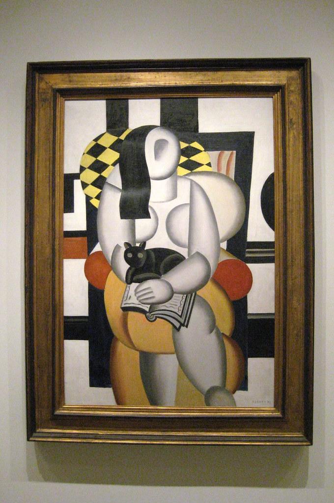 Nyc Metropolitan Museum Of Art Fernand L 233 Ger S Woman Wi