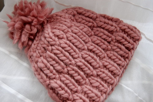 really warm hat | by knitting school dropout