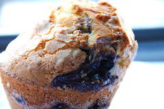 blueberry-muffin-closeup | by food_in_mouth