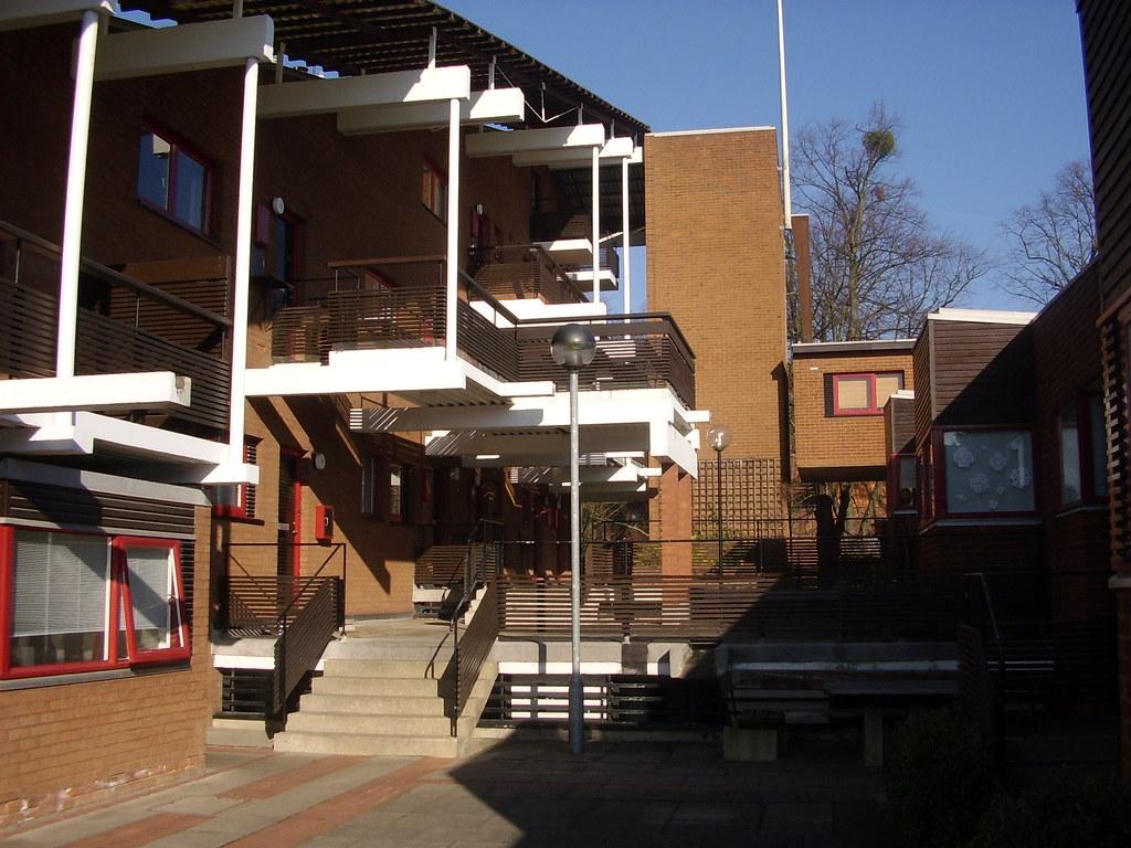 Clare Hall Cambridge Colin Flickr