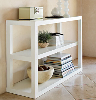 West Elm Parsons Bookshelf