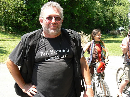 Trail Days Bill Bryson This Hiker Was Quite A