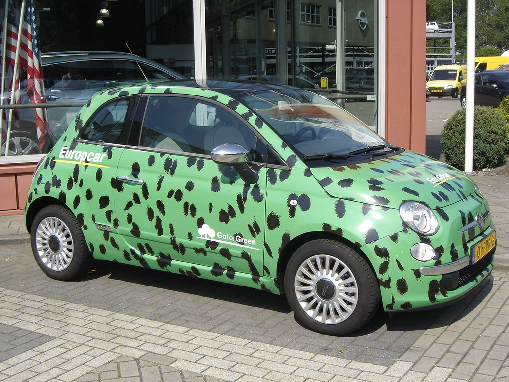 Fiat Car Rental Las Vegas