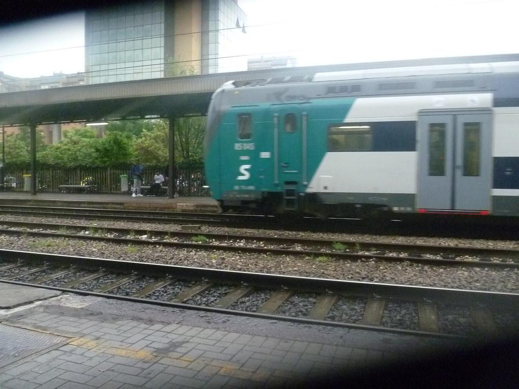 Suburbano S5 A Legnano