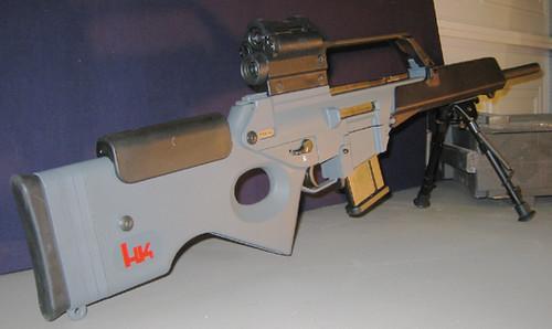 Hk Sl8 1 Stock View Ca Registered Assault Weapon Ha Ha