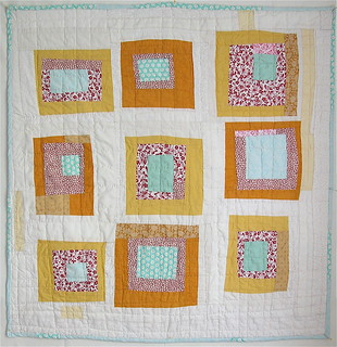 cecilia's quilt | by square one studio