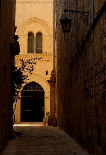 Golden stones, Mdina | by archidave