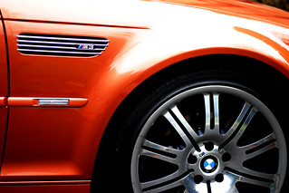 Burnt Orange Bmw M3 I Have Been Told That This Is One Of O Flickr